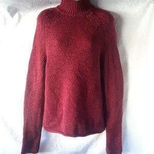 Brooks  brothers  turtleneck sweater